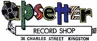 Upsetter Record Shop
